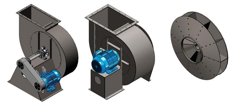 دمنده فشار قوی ، هواکش سانتریفیوژ فشار قوی ، هواکش سانتریفیوژ فشار بالا ، قیمت ، طراحی ، فن فشار مثبت ، فن دم ، فروش