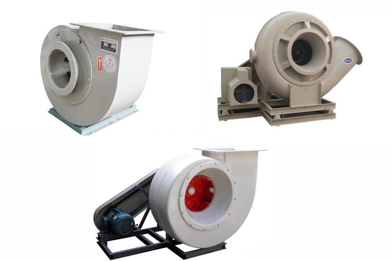 انواع فن سانتریفیوژ ضد اسید غیر فلزی