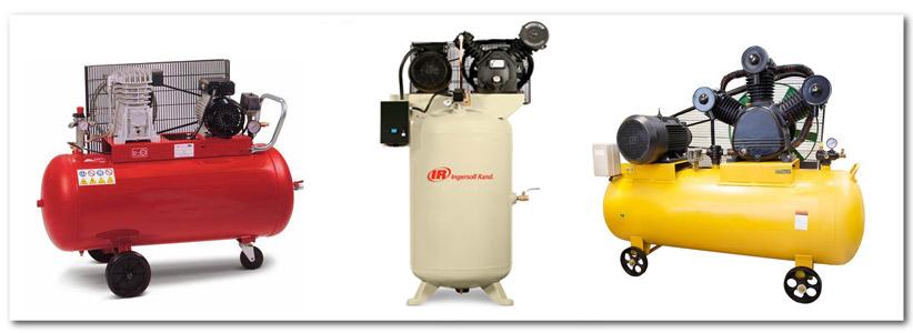 انواع کمپرسور باد 250 لیتری و پمپ باد 250 لیتری