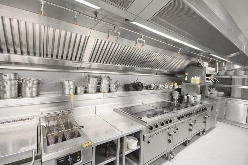 هواکش مناسب در تهویه آشپزخانه صنعتی