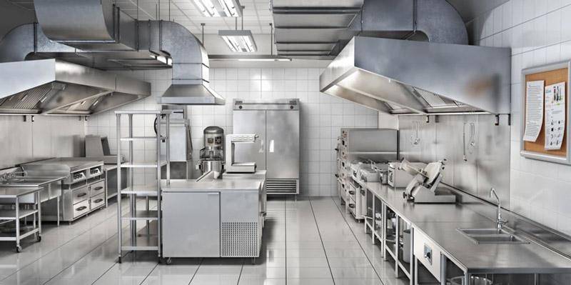 نکات مهم در انتخاب صحیح تهویه آشپزخانه صنعتی