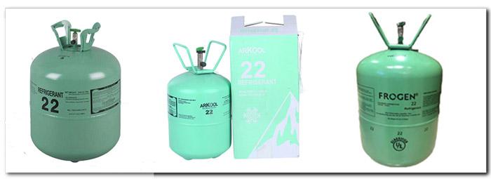 ممنوعیت استفاده از گاز R22