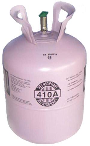تاریخچه گاز R410A