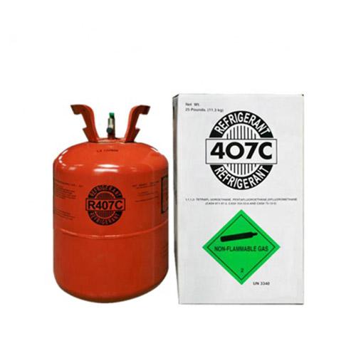 قوانین استفاده از گازهای سرماساز
