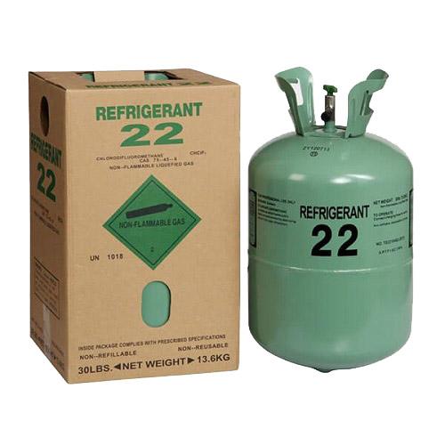 معرفی گاز R22