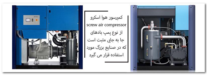 کمپرسور هوا چیست